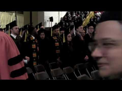 2016 Baldwin Wallace University Fall Commencement