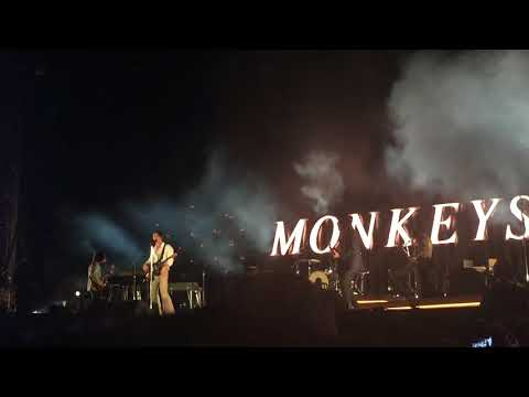 Arctic Monkeys - Batphone live at Way Out West 2018