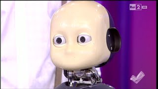 Il Robot ICub   Detto Fatto 18092015