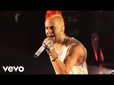 Thirty Seconds To Mars - Closer To The Edge video