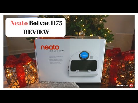 Why I choose the Neato Botvac D75 over the iRobot Roomba Vacuum Review