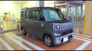 "2014 DAIHATSU WAKE G TURBO ""SA"" 4WD - Exterior & Interior"