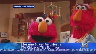 Sesame Street Fest Heading To Chicago