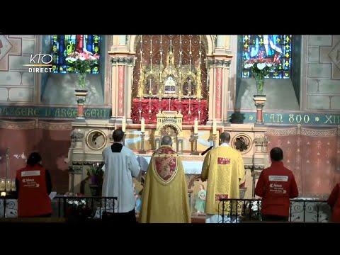 Veillée Eleison depuis la Basilique d'Argenteuil