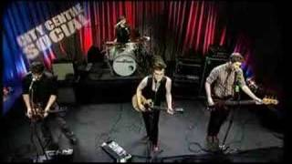 Futureheads live on Channel M