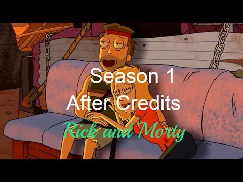 Download Rick And Morty Season 1 All After Credits Scenes Video 3GP
