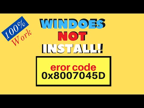Download How To Fix Error Code 0x8007045d   MP3 Indonetijen