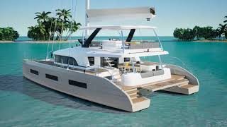 New Sail Catamarans for Sale 2020 Lagoon Sixty 5