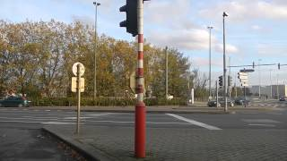 preview picture of video 'Brussels Tram Route 7 Heembeek to Princesse Elisabeth  Saturday 25th October 2014'