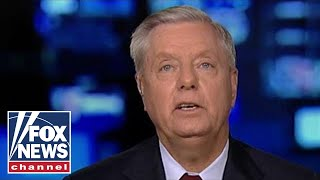 Lindsey Graham: Trump whistleblower needs to be named