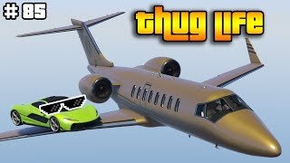 GTA 5 ONLINE : THUG LIFE AND FUNNY MOMENTS (WINS, STUNTS AND FAILS #85)