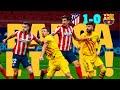 ⚽ BARÇA LIVE | ATLÉTICO MADRID 1-0 BARÇA | Warm up & Match Center
