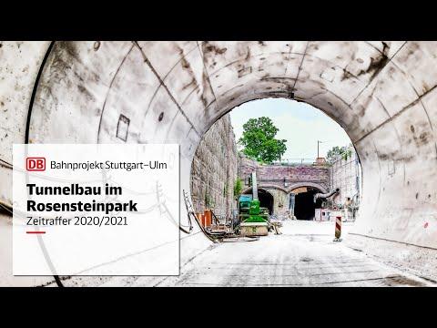 Tunnelbau im Rosensteinpark –...
