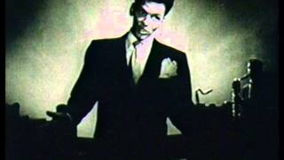 "Frank Sinatra sings ""Saturday Night is the Lonliest Night of the Week"""