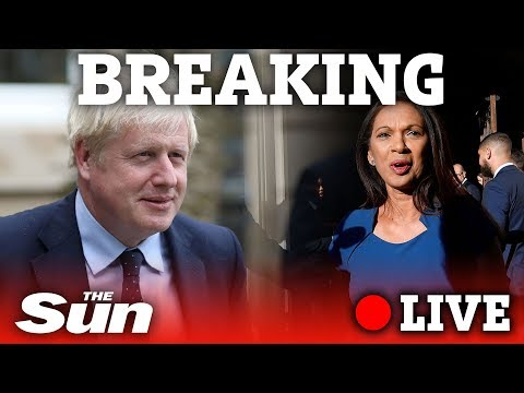 UK Supreme Court hears challenge on parliament's suspension