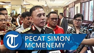 Jawaban Tegas Iwan Bule Soal Pemecatan Simon McMenemy