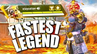 Bloodhound Is 30% FASTER Now! So I Tried Them Out For A Day...   PS4 Apex Legends