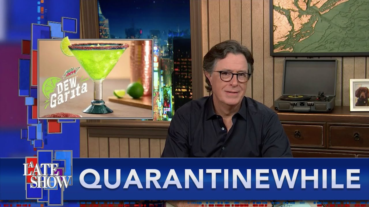 Quarantinewhile... Red Lobster's Mountain Dew Garita Is The Cocktail We Didn't Know We Needed thumbnail