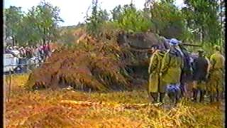 Наш самый первый танк Т 34 Скоростной 1997гфильм №42