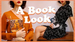 Matching Outfits To Book Covers