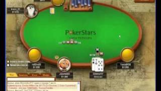 1000$ турнир по покеру  Вод от Супер мего ПРО  Часть 2