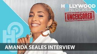 Amanda Seales Leaving The Real, Being Misunderstood & Black Media on Hollywood Unlocked [UNCENSORED]