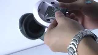 """D-420 Folding 1.4"""" LCD 3.5mm Jack Stereo MP3 Headphone w/ FM / Mini USB / TF - DX"""