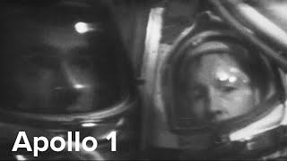 Apollo 1 Capsule Camera Test