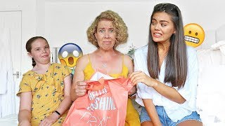 SISTER vs SISTER OUTFIT CHALLENGE.. With MUM!