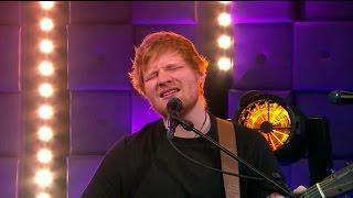 Ed Sheeran   Thinking Out Loud   RTL LATE NIGHT