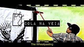 30 artists about wheat pasting Nice documentary