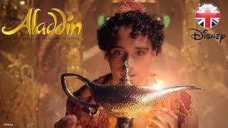 ALADDIN THE MUSICAL   Aladdin TV Trailer - UK   Official Disney UK