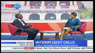 Interim government calls: Demystifying the calls for an interim government by opposition leader
