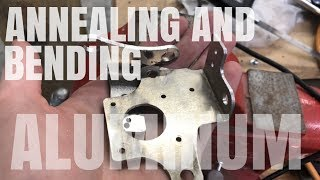 Annealing and Bending Aluminum Plate
