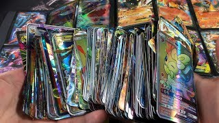 I GOT OVER 1,000 ULTRA RARE POKEMON CARDS!