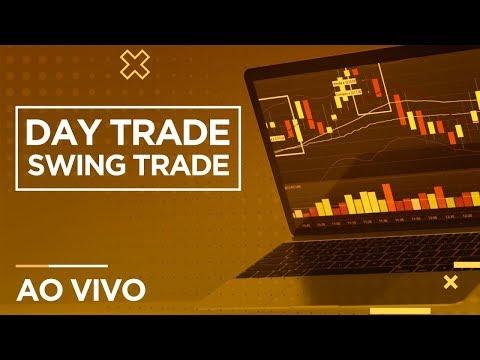 Day Trade e Swing Trade AO VIVO - Mini Dólar, Mini Índice e Ações – Nova Futura 13/11/2019