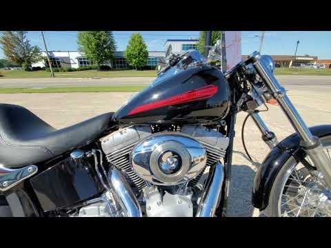 2007 Harley-Davidson Softail Standard in Ames, Iowa - Video 1