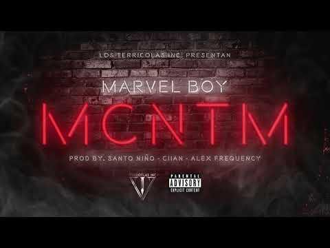 Marvel Boy Mcntm