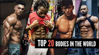 TOP 20 Unbelievable Bodies Of 2017 | Most Famous Fitness Models Worldwide