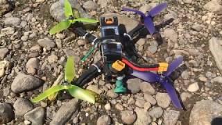 FPV River Flight // Freestyle