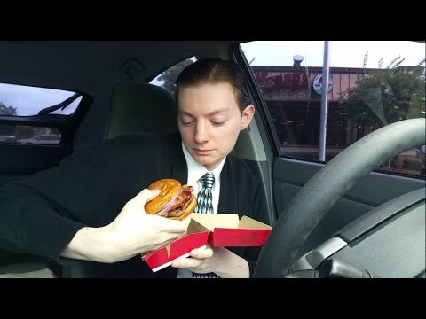 Wendy's Bacon Queso Cheeseburger – Food Review