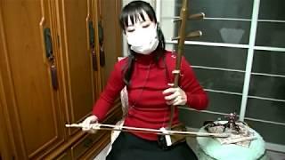 【FGO】英霊剣豪七番勝負 エミヤ二胡で弾いてみた