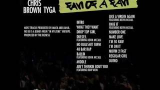 Chris Brown & Tyga - Outro Talking