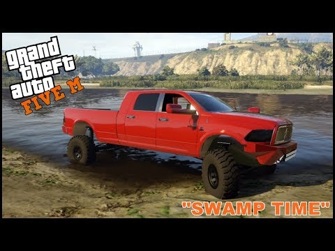 GTA 5 ROLEPLAY - MUDDIN IN THE SWAMP  - EP. 132 - CIV