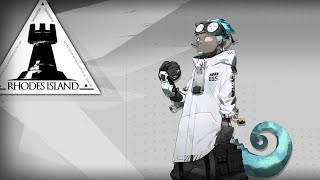 Ethan  - (Arknights) - Arknights [ Ethan E0 - Specialist ] How Good in Crowd Control ? [ Part #1 - Skill 1 Test ]