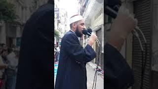 خطبة عيد الأضحى لفضيلة الشيخ مصطفى فتحي صقر