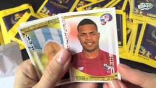 Unboxing Billiken Copa América Centenario Panini #1