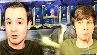 TEAM OF THE SEASON HAS ARRIVED!! - FIFA 17 PACK OPENING
