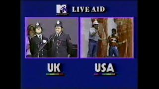Queen - Bohemian Rhapsody (MTV - Live Aid 7/13/1985)