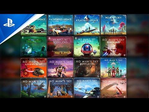 5th Anniversary | PS5, PS4, PS VR de No Man's Sky